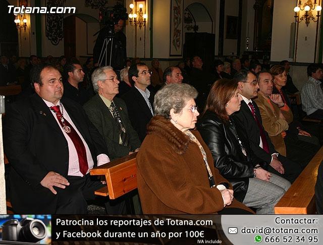 PRESENTACIÓN DE LA REVISTA Y EL CARTEL DE LA SEMANA SANTA 2009 - 20