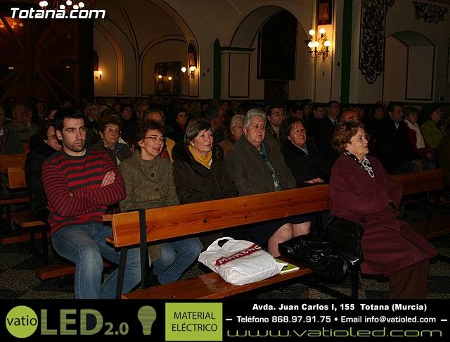 PRESENTACIÓN DE LA REVISTA Y EL CARTEL DE LA SEMANA SANTA 2009 - 21