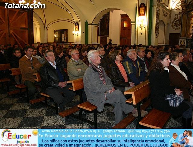 PRESENTACIÓN DE LA REVISTA Y EL CARTEL DE LA SEMANA SANTA 2009 - 22