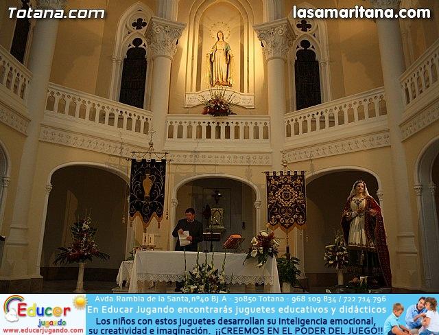 Misa centenario Hermandad de Jesús y La Samaritana - 4