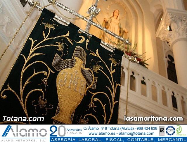 Misa centenario Hermandad de Jesús y La Samaritana - 9