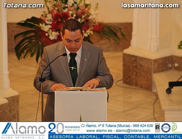 Misa centenario Hermandad de Jesús y La Samaritana - 26