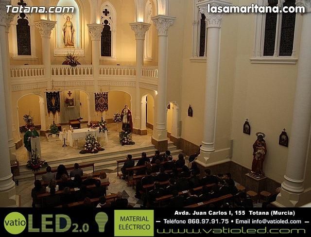 Misa centenario Hermandad de Jesús y La Samaritana - 28