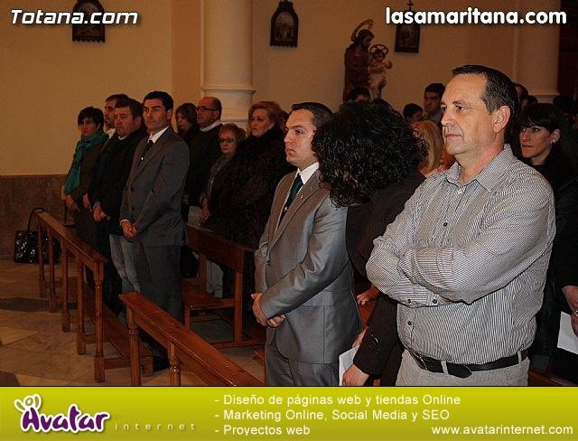 Misa centenario Hermandad de Jesús y La Samaritana - 30