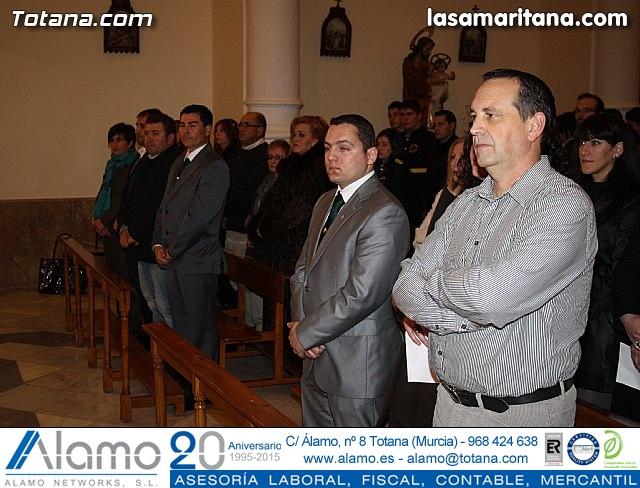 Misa centenario Hermandad de Jesús y La Samaritana - 32