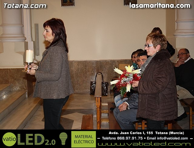 Misa centenario Hermandad de Jesús y La Samaritana - 37
