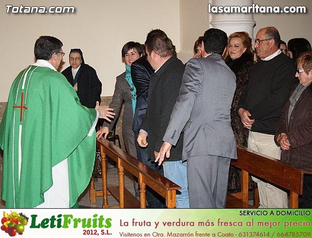 Misa centenario Hermandad de Jesús y La Samaritana - 44