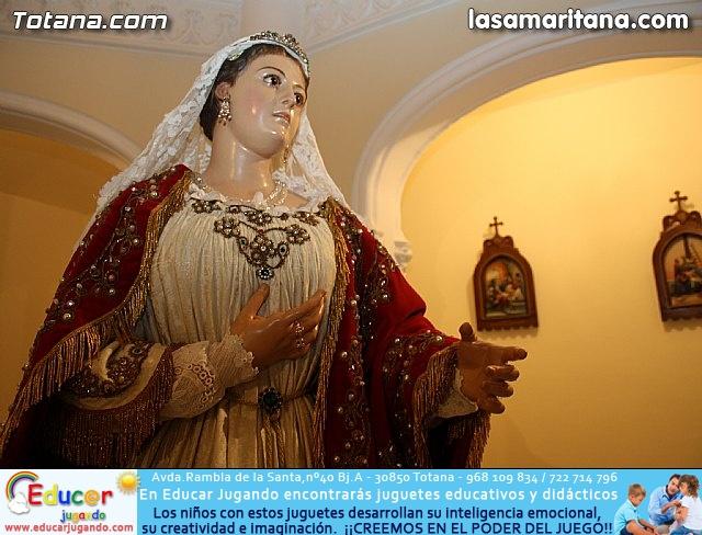 Misa centenario Hermandad de Jesús y La Samaritana - 49