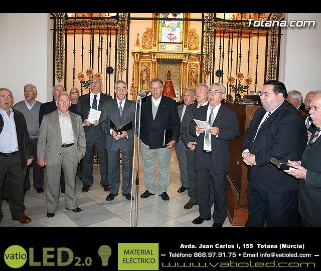 CONCELEBRACIÓN EUCARÍSTICA - SANTA EULALIA 2007 - 9