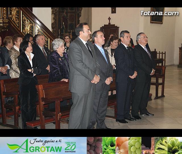 CONCELEBRACIÓN EUCARÍSTICA - SANTA EULALIA 2007 - 11