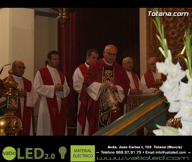 CONCELEBRACIÓN EUCARÍSTICA - SANTA EULALIA 2007 - 21