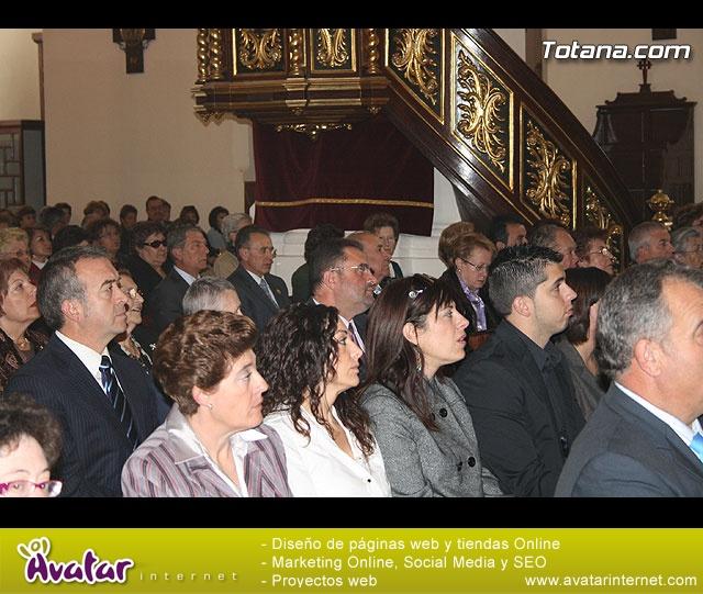 CONCELEBRACIÓN EUCARÍSTICA - SANTA EULALIA 2007 - 23