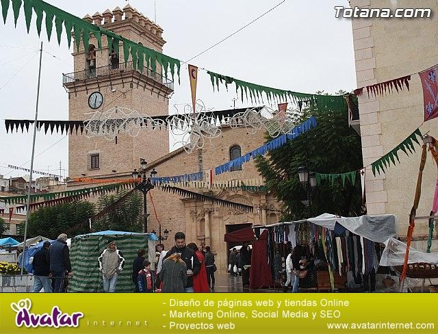 Mercadillo Medieval - Fiestas de Santa Eulalia - Totana 2010 - 4