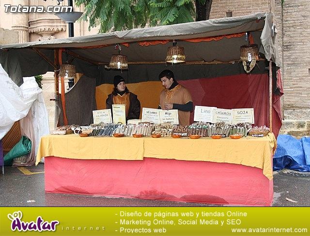 Mercadillo Medieval - Fiestas de Santa Eulalia - Totana 2010 - 19