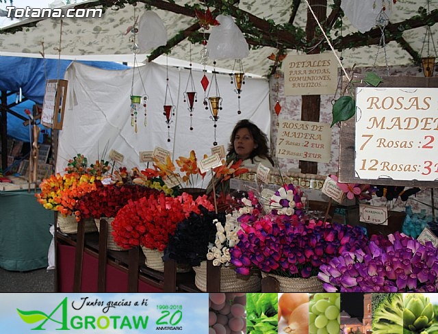 Mercadillo Medieval - Fiestas de Santa Eulalia - Totana 2010 - 35