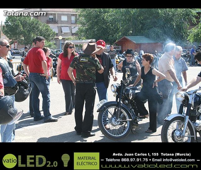 Ciudad de Totana Motoalmuerzo 2007. Reportaje III - 1