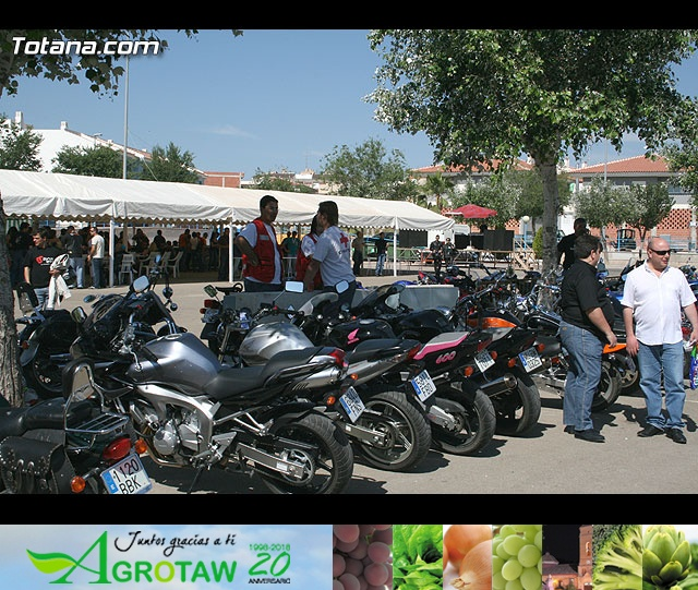 Ciudad de Totana Motoalmuerzo 2007. Reportaje III - 11
