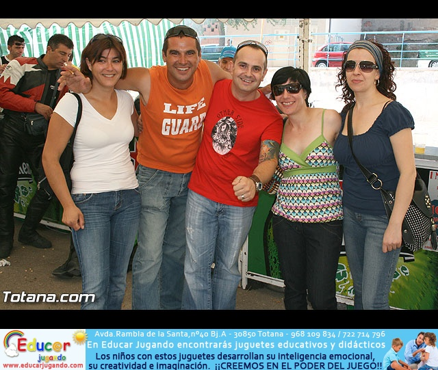 Ciudad de Totana Motoalmuerzo 2007. Reportaje III - 18
