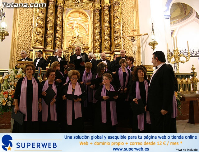 Concierto de Música Sacra - 2009 - 1