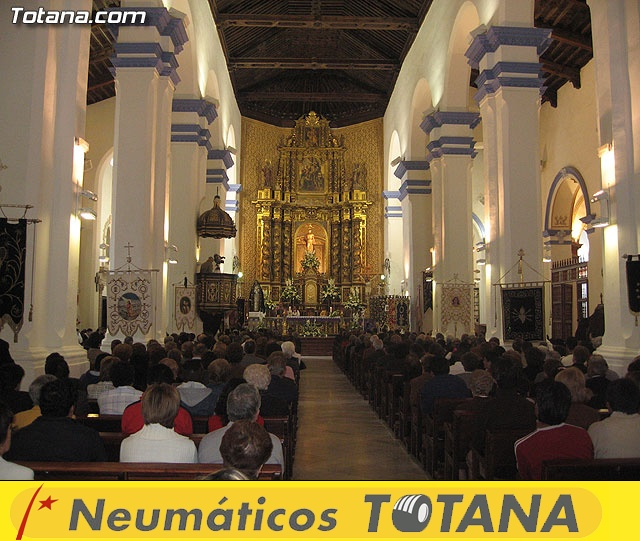 Pregón Semana Santa 2007. María Dolores Molino Pastor - 1