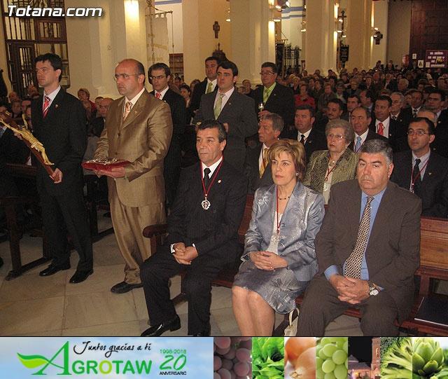 Pregón Semana Santa 2007. María Dolores Molino Pastor - 9