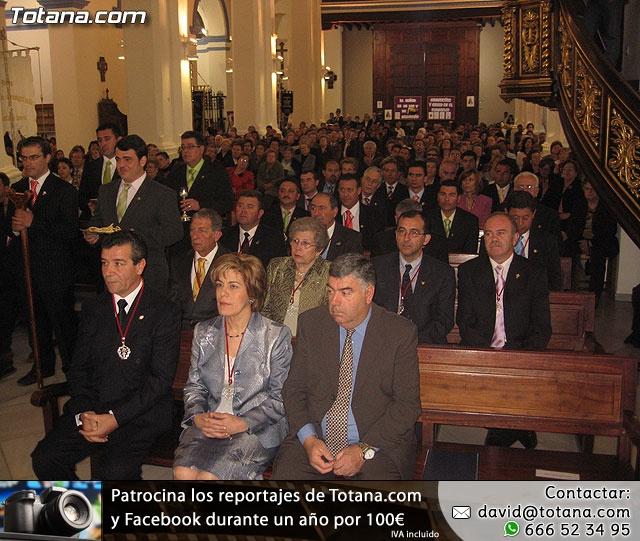 Pregón Semana Santa 2007. María Dolores Molino Pastor - 12