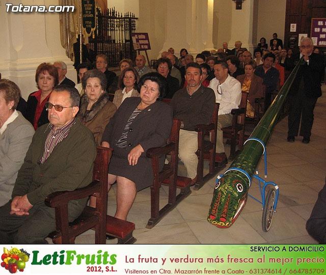 Pregón Semana Santa 2007. María Dolores Molino Pastor - 21