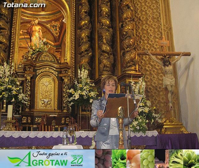 Pregón Semana Santa 2007. María Dolores Molino Pastor - 27