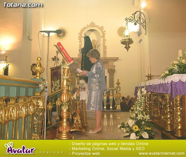 Pregón Semana Santa 2007. María Dolores Molino Pastor - 37