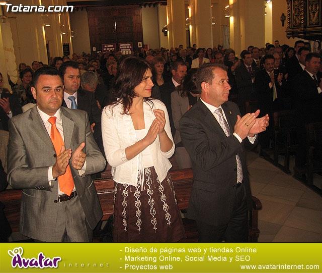 Pregón Semana Santa 2007. María Dolores Molino Pastor - 39