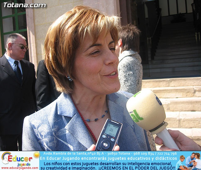 Pregón Semana Santa 2007. María Dolores Molino Pastor - 50