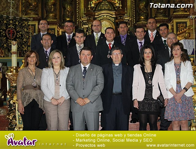 Pregón Semana Santa Totana 2011 - 2
