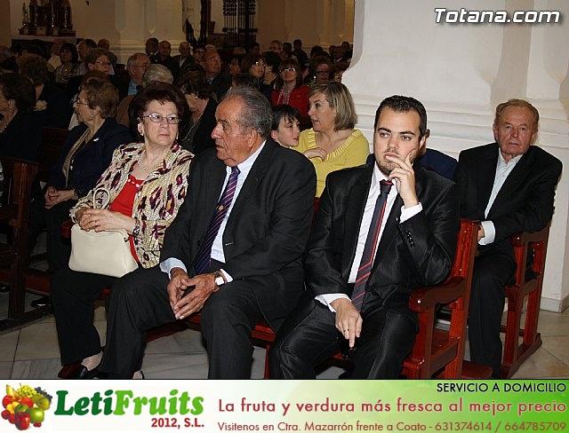 Pregón Semana Santa Totana 2011 - 12
