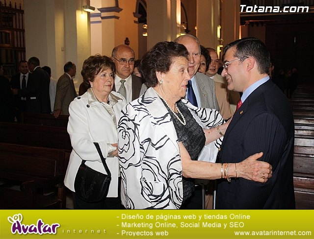 Pregón Semana Santa Totana 2011 - 160