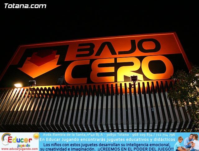ENTREGA DE LOS PREMIOS DEL DESFILE DE CARNAVAL 2009 - 1