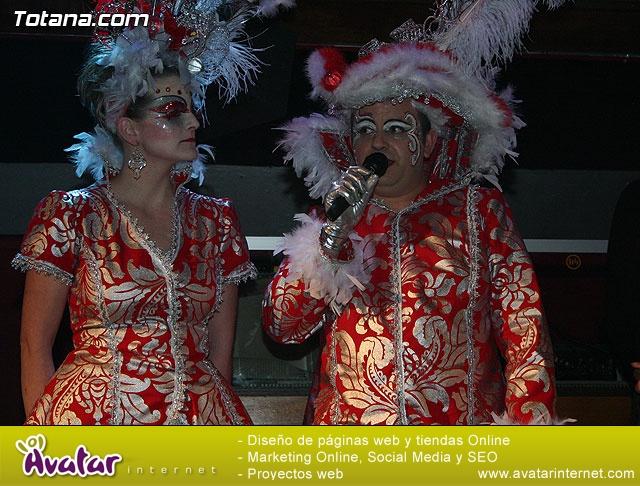 ENTREGA DE LOS PREMIOS DEL DESFILE DE CARNAVAL 2009 - 8