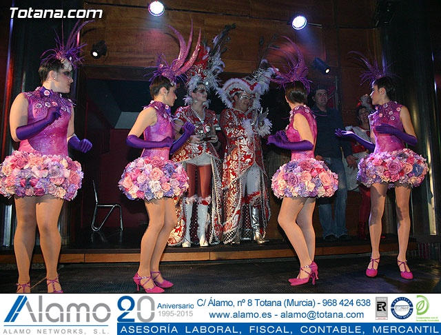 ENTREGA DE LOS PREMIOS DEL DESFILE DE CARNAVAL 2009 - 15