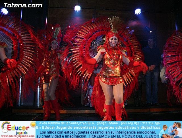 ENTREGA DE LOS PREMIOS DEL DESFILE DE CARNAVAL 2009 - 25