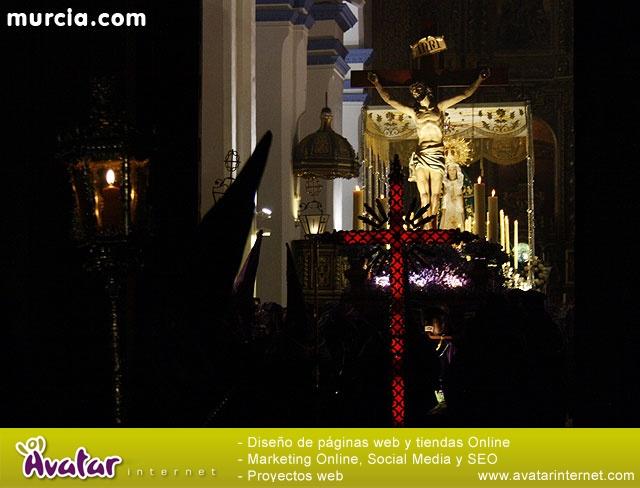 Procesión del Silencio. Semana Santa Totana 2011 - 14