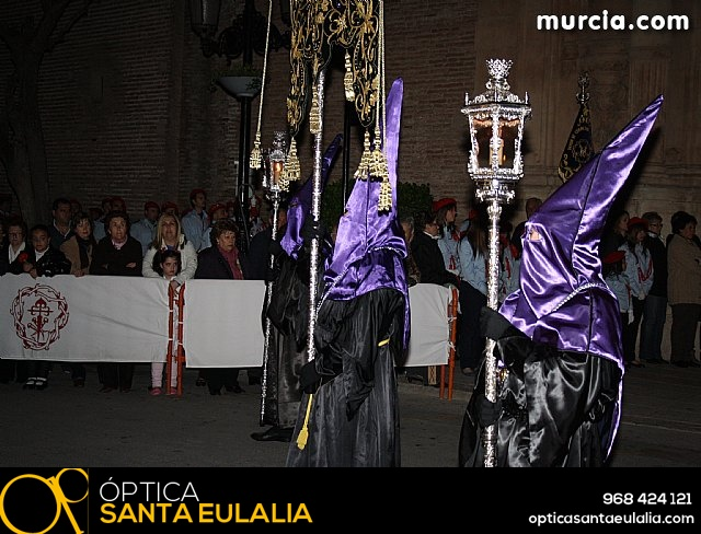 Procesión del Silencio. Semana Santa Totana 2011 - 15