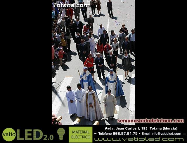 Procesión del Encuentro. Domingo de Resurección 2010 - 530
