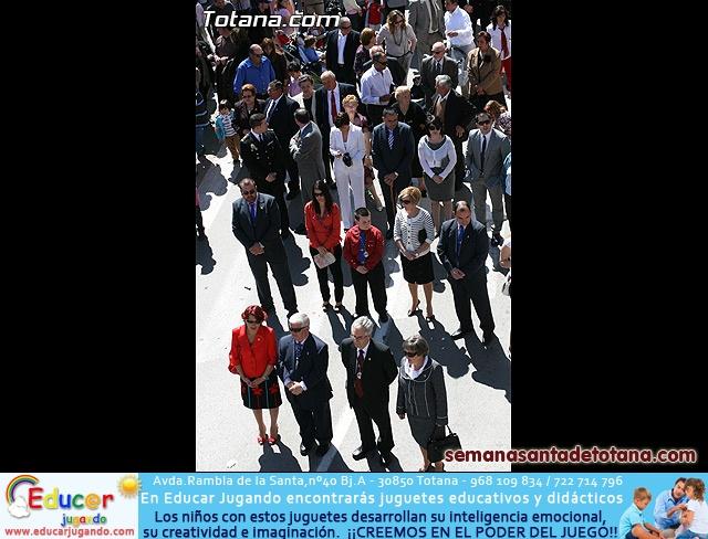 Procesión del Encuentro. Domingo de Resurección 2010 - 537