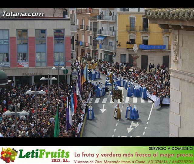 DOMINGO DE RESURRECCIÓN. PROCESIÓN DEL ENCUENTRO. REPORTAJE II - 8