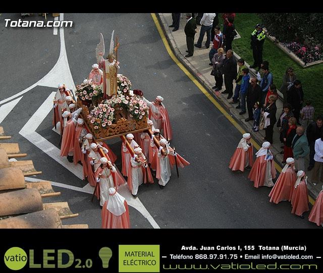 DOMINGO DE RESURRECCIÓN. PROCESIÓN DEL ENCUENTRO. REPORTAJE II - 12