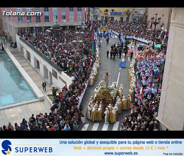 DOMINGO DE RESURRECCIÓN. PROCESIÓN DEL ENCUENTRO. REPORTAJE II - 24