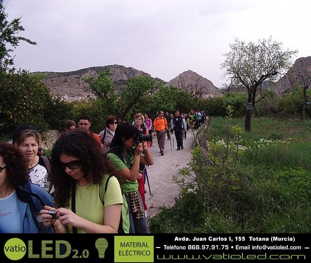 Senderismo. Valle de Ricote, - 17