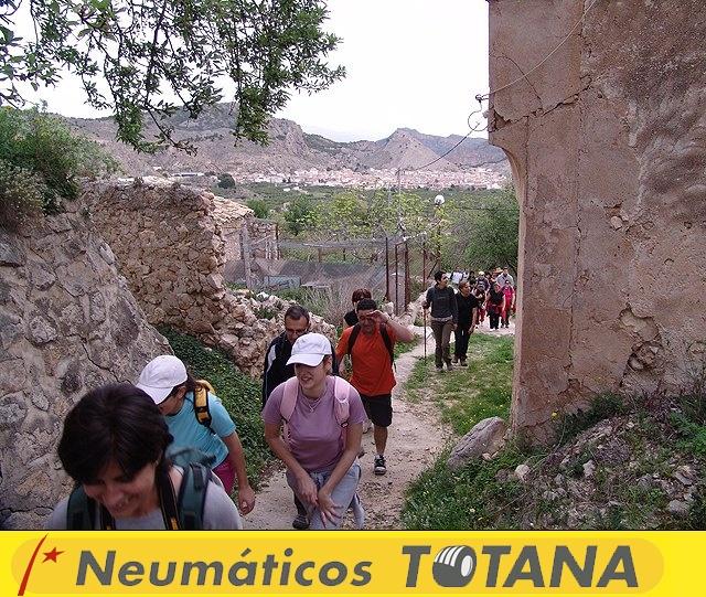 Senderismo. Valle de Ricote, - 24