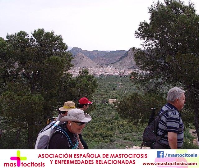 Senderismo. Valle de Ricote, - 37