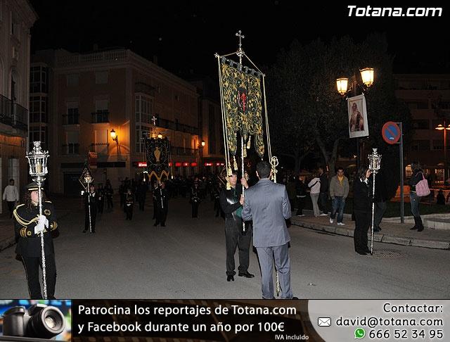 Salutación a la Virgen de los Dolores - Semana Santa 2009 - 3