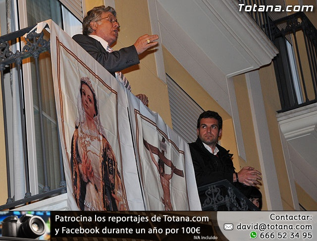 Salutación a la Virgen de los Dolores - Semana Santa 2009 - 33
